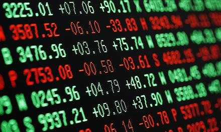 Curso online en trading de valores y gestión de carteras por 39,95 € con IBT