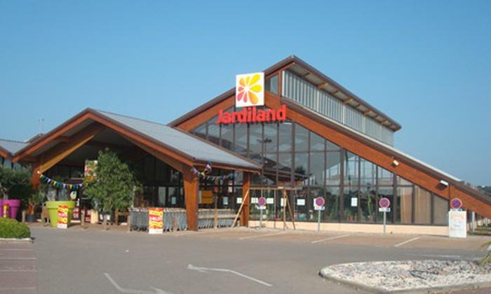 Bon d 39 achat chez jardiland jardiland lattes groupon for Achat jardinerie