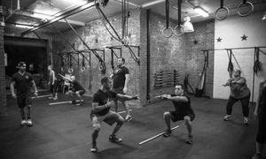 Infinity Gym: 1 mois de crossfit en illimité pour 1 ou 2 personnes dès 14,90 € chez Infinity Gym