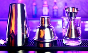 The Southern California Bartending School: Intro or Professional Course at The Southern California Bartending School (Up to 59% Off). Three Options Available.