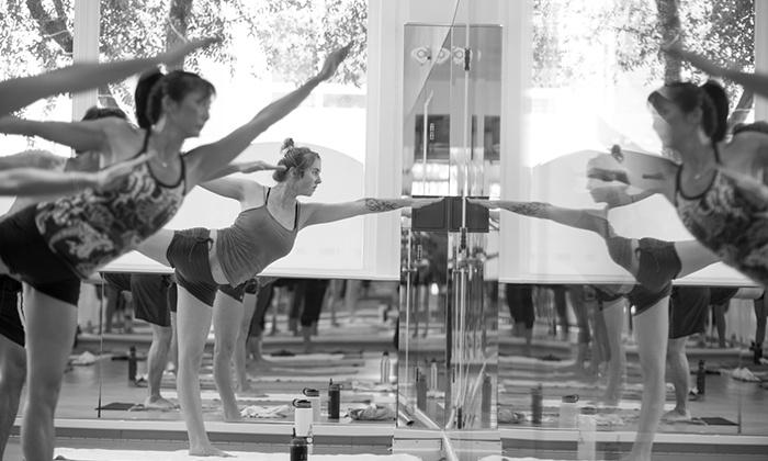 Fluid Yoga - Fluid Yoga: 5, 10, or 15 Classes at Fluid Yoga (Up to 71% Off)