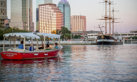 $85 for a Two-Hour Electric-Boat Rental for Up to 10 at eBoats Tampa ($150 Value)