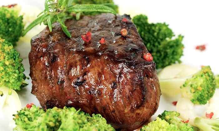 Gourmet Pasture Beef: One Rib Slab, One Pound of Top Sirloin, or a Summer-Grilling Package at Gourmet Pasture Beef (Up to 35% Off)