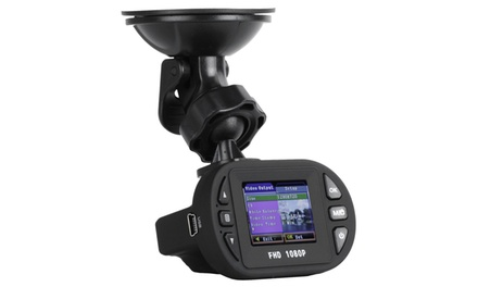 The Source Force HD DVR Car Camera with Night Vision