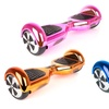 Electronic Chrome Hover Shark Scooter