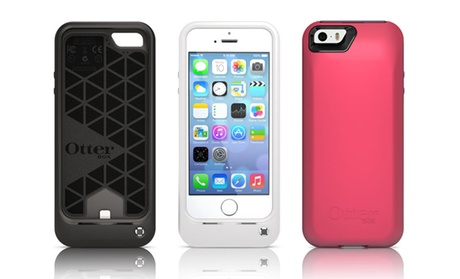 OtterBox 2,000mAh Resurgence Power Case for Apple iPhone 5/5s/SE