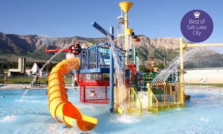 Admission for Two, Four, or Six to North Shore Aquatic Center (47% Off)