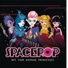 Space Pop: Not Your Average Princesses on CD