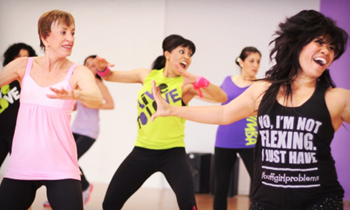 Abby Bella Dance Studio - Multiple Locations: 10 or 20 Dance and Dance-Fitness Classes at Abby Bella Dance Studio (Up to 75% Off)