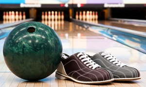 Glenfair Lanes: Two Hours of Bowling for Two, Four, or Six with Shoe Rental at Glenfair Lanes (Up to 74% Off)