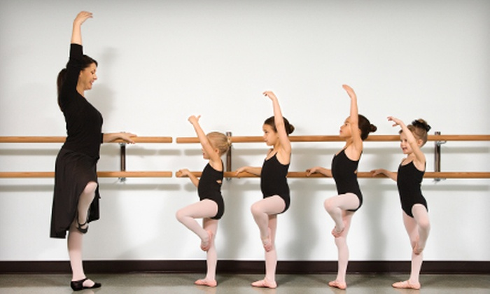 The Chicago Ballet Center - Logan Square: Dance Classes for Toddlers and Kids at The Chicago Ballet Center (Half Off). Four Options Available.