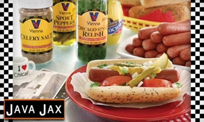 Java Jax - Vallejo: $10 for $20 Worth of Coffee Drinks, Sandwiches, and More at Java Jax in Vallejo
