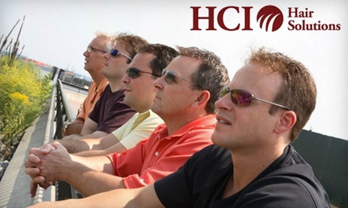 HCI Hair Restoration and Replacement Center - Altamonte Springs: $97 for Three Months of Low-Level Laser Hair-Loss Treatments ($975 Value) at HCI Hair Restoration and Replacement Center