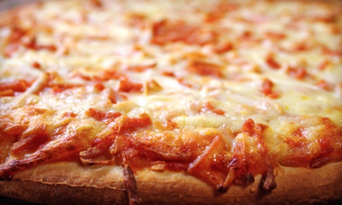 Doreen's Pizza - Multiple Locations: $10 for $20 Worth of Pizza at Doreen's Pizza