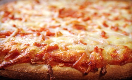 $20 Groupon to Doreen's Pizza - Doreen's Pizza in Chicago