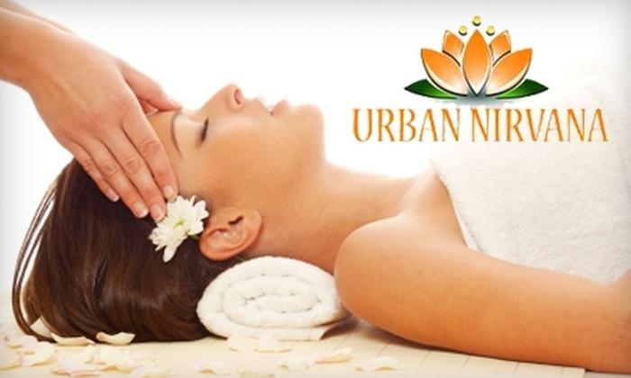 Urban Nirvana Thai Massage - Rosedale: $44 for One-Hour Thai Massage ($90 value) or $85 for One-Hour Couples Thai Massage at Urban Nirvana ($180 Value)