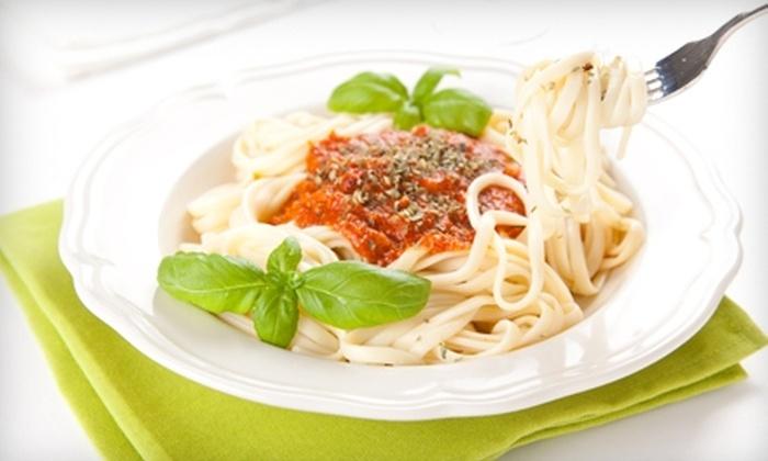 Naples Italian Restaurant - Leesburg: $10 for $20 Worth of Italian Fare at Naples Italian Restaurant