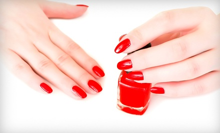 Spa Mani-Pedi with Option of Shellac Lacquer for Hands (up to an $80 value) - Ando Salon in Troy