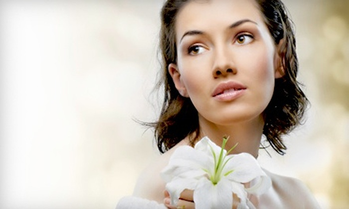 Millennium Park Medical Spa - The Loop: $99 for Three Custom Facials at Millennium Park Medical Spa ($210 Value)