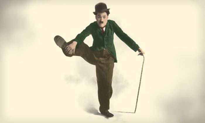 "Auburn Public Theater - Syracuse: Two Tickets to ""Funny Bones: The Comedy of Charlie Chaplin"" at the Auburn Theater. Five Times Available."