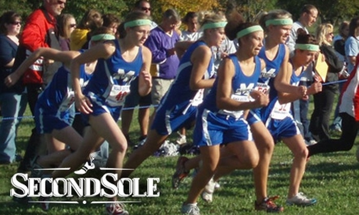 Second Sole - Lyndhurst: $25 for $50 Worth of Shoes and Sports Apparel at Second Sole in Lyndhurst
