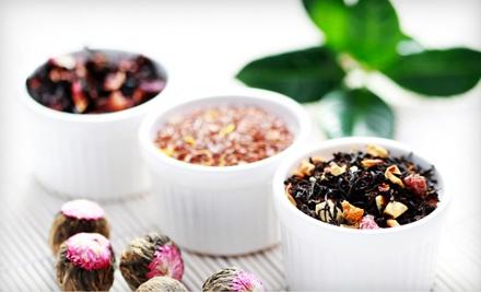 Tea Sampler (a $125 value) - Hildegard Gourmet Tea in