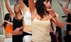 Studio 52 - Stevens: Four or Eight Weekday or Weekend Dance Fitness Classes at Studio 52 (Up to 64% Off)
