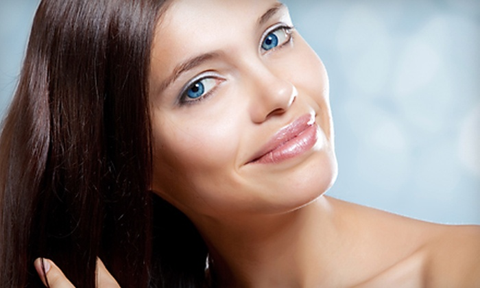 All About Me Salon & Spa - Gulf Breeze: Customized Facial with a Kinetic Dermabrasion or Salon Services at All About Me Salon & Spa