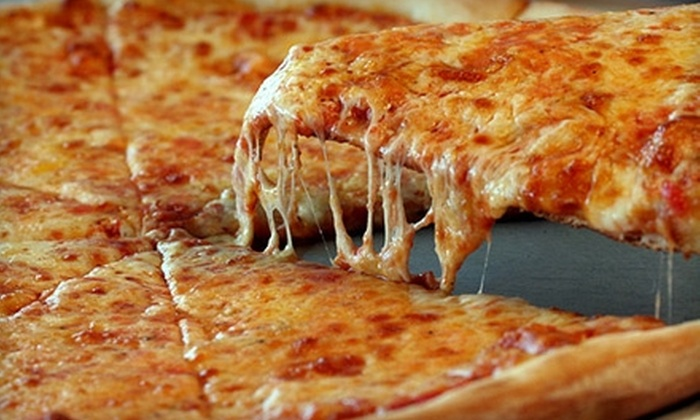 Mafia Mike's Pizza - Multiple Locations: $10 for $20 Worth of New York–Style Pizza at Mafia Mike's Pizza