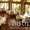 Half Off at The Bistro on Park Avenue