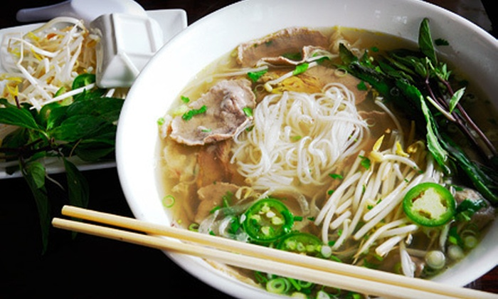 unPhogettable - Victory Acres: $15 for $30 Worth of Vietnamese Fare at unPhogettable in Mesa