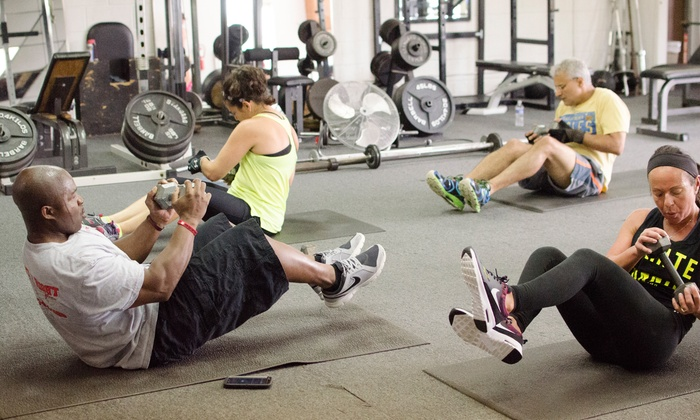 Get it Right Fitness - Bristol: 5 or 10 Boot-Camp Classes at Get It Right Fitness (Up to 63% Off)