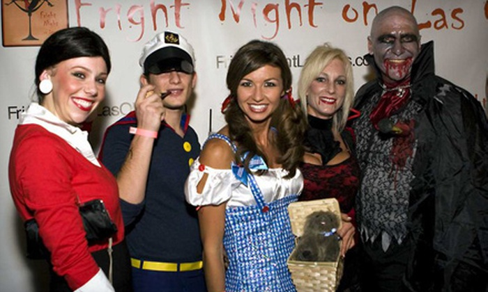 Boys & Girls Clubs of Broward County - Downtown Fort Lauderdale: General Admission for Two or VIP Party Admission for One to Fright Night on Las Olas (Up to 67% Off)