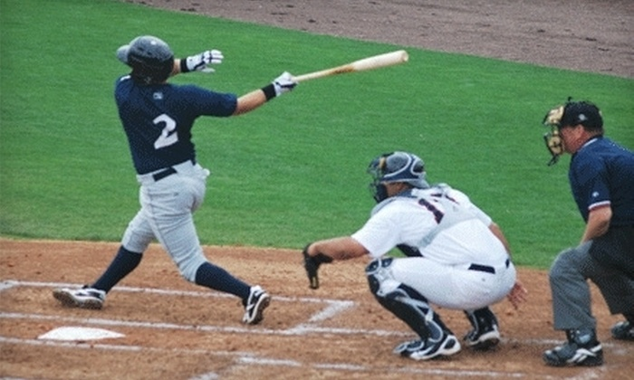 Huntsville Stars - Huntsville: Huntsville Stars Baseball Game for Two or Four at Joe W. Davis Stadium (Half Off)