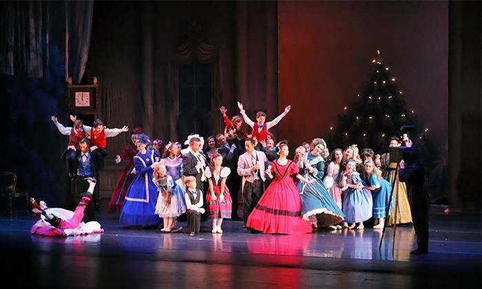 """The Nutcracker"" - Sottile Theatre at the College of Charleston: Coastal Ballet USA & Charleston Ballet Theatre Center for Dance Education presents ""The Nutcracker"" on 12/11 at 10 a.m."