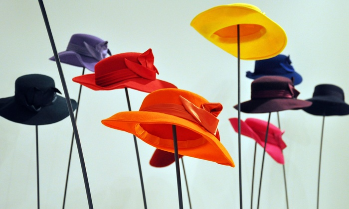 Hat-Making Class - Atlanta: Design and Create a Couture Hat with a Professional Milliner