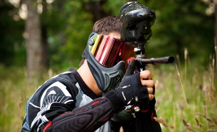 All-Day-Play Package for 1 Person (a $59 value) - BlitZkrieg Paintball in Tampa