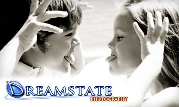Dreamstate Photography - Clive: $35 for Photography Package at Dreamstate Photography ($450 Value)