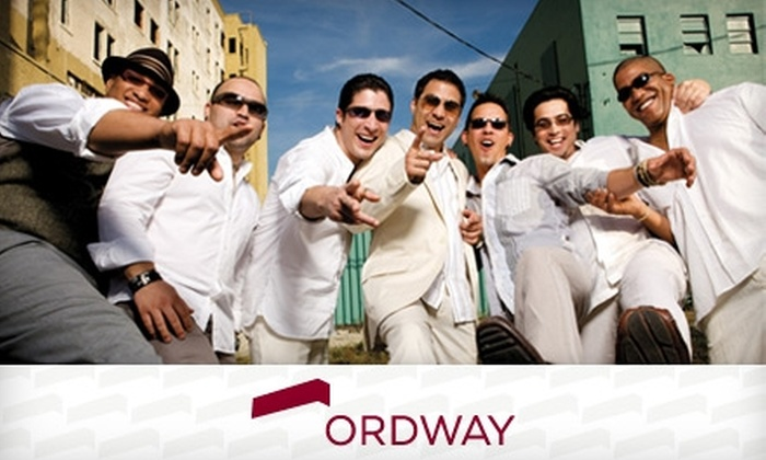 Ordway Center for the Performing Arts - Northwestern Precinct: $16 for Top-Price Seat to Tiempo Libre's Concert at the Ordway Center for the Performing Arts ($31 Value)
