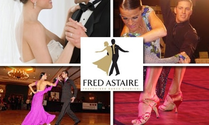 DanceSmiths Ballroom Dance Studio - East Hampton: $15 for Two Private, Introductory Dance Lessons and One Party at DanceSmiths' Fred Astaire Dance Studio ($50 Value)