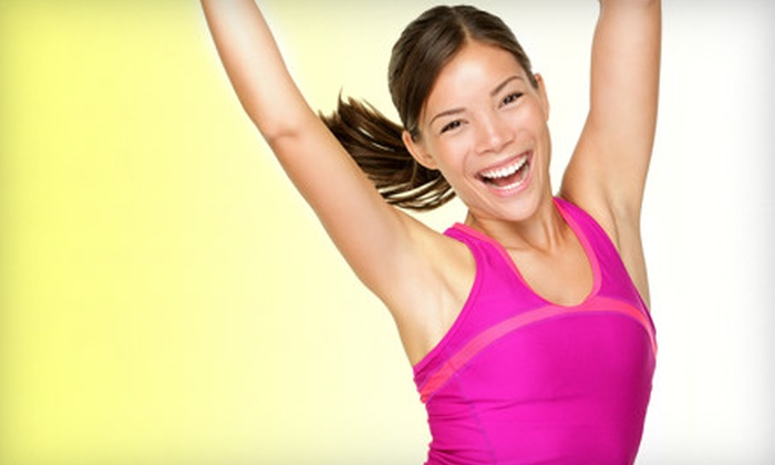 Julia's Dance Academy - Norman: 5 or 10 Zumba or Cardio Shimmy Classes at Julia's Dance Academy in Norman (Up to 80% Off)