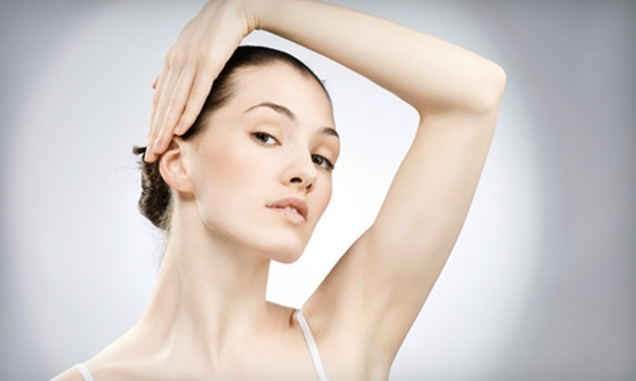 Body Image Solutions - Off Essen Lane: $99 for Three Laser Hair-Removal Treatments at Body Image Solutions (Up to $525 Value)