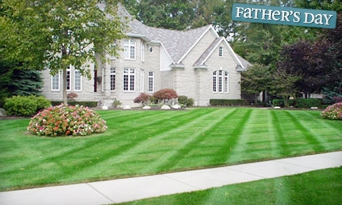 Ziehler Lawn and Tree Care - Kettering: Lawn-Care Services from Ziehler Lawn and Tree Care. Two Options Available.