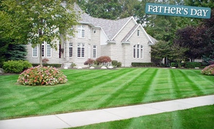 Ziehler Lawn and Tree Care: a Fertilizer and Weed-Control Application, and a Lawn-and-Landscape Inspection  - Ziehler Lawn and Tree Care in