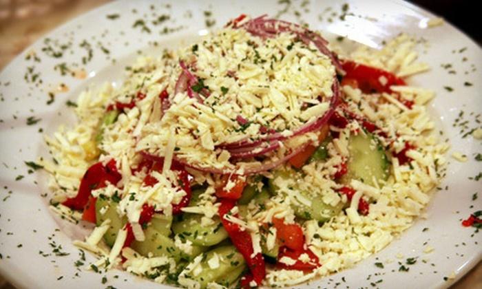 Bait Café - Buffalo Grove: $10 for $25 Worth of Mediterranean Dinner Fare at Bait Café in Buffalo Grove