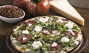 Donna Margherita Carandaí: Donna Margherita – 4 endereços: rodízio de pizzas para 1 pessoa