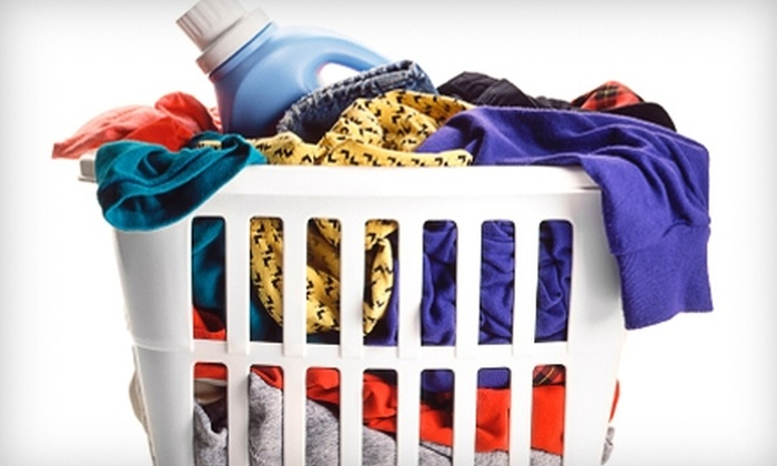 The Clothesline - Devon / Walnut Beach: $10 for $20 Worth of Wash-and-Fold Laundry Service from The Clothesline in Milford