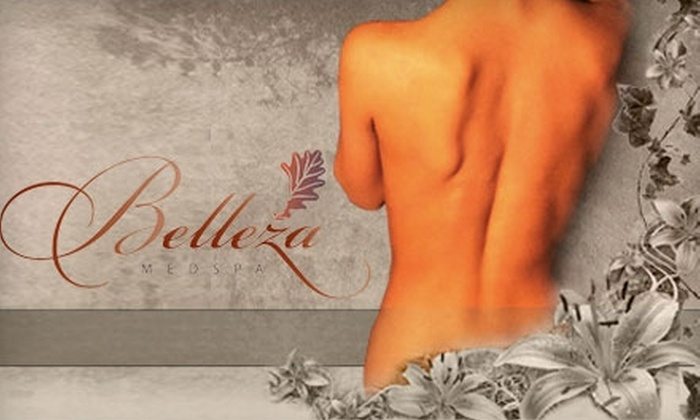 Belleza Med Spa - Taylor Ranch: $65 for $200 Worth of Services at Belleza Med Spa