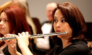 Mesquite Symphony Series: Mesquite Symphony Orchestra Presents Mesquite Symphony Series on September 13–May 2 (Up to 42% Off)