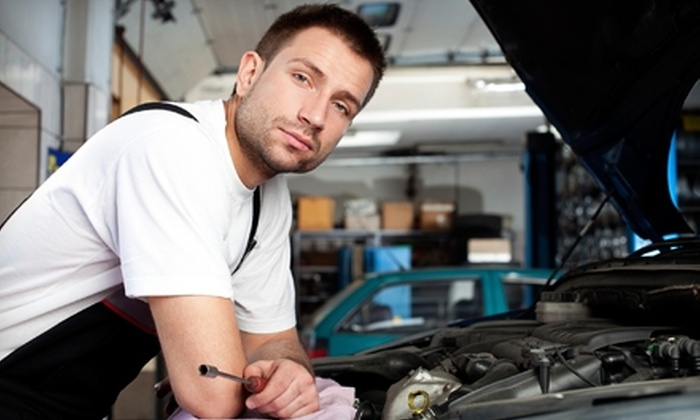 Metro Toyota - Brook Park: $36 for Tire Rotation, Oil Change, and Multipoint Safety Inspection at Metro Toyota in Brook Park ($73.95 Value)